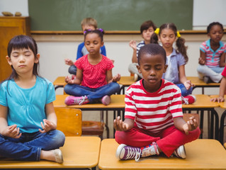 Meditation in Schools:  A Turn Toward Mindfulness