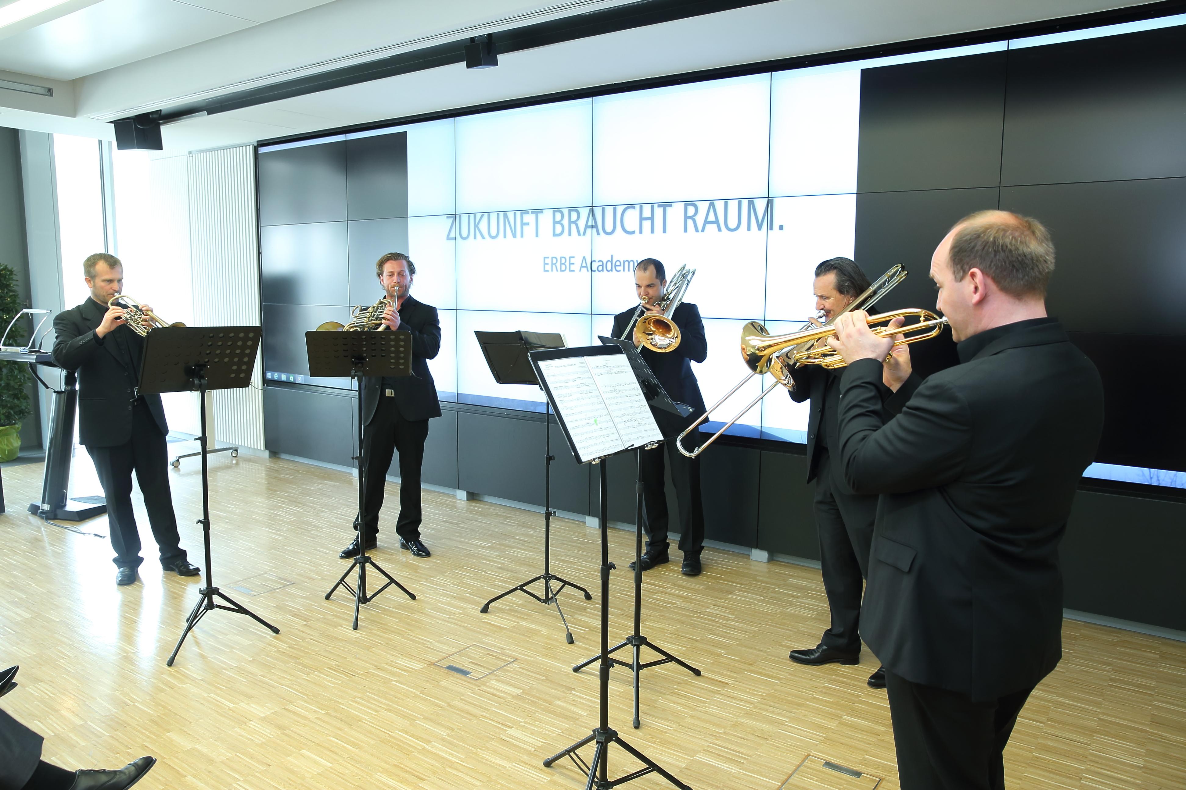 Bläser Quintett WP-RT