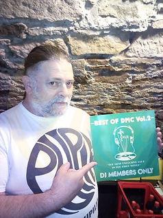 DJ Dirndl DMC