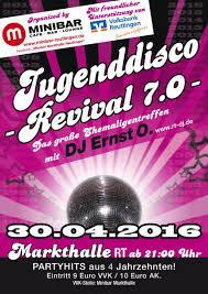 DJ Ernst O., Jugenddisco, Atemlos,