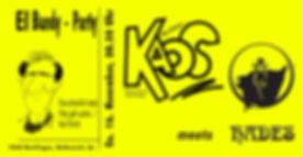 Al Bundy Party, Reutlingen, DJ Dirndl, Hades Jugend- und Musiktreff,