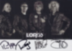 2019-08-23_Autogrammkarte The Lords, The Lords, #pupil17djkult,
