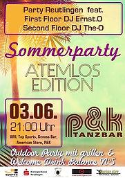 Disco, DJ Dirndl, DJ Ernst O., Atemlos, Crome,