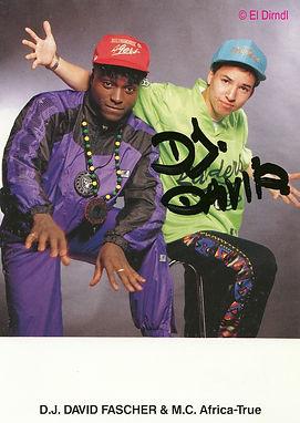 DJ David Fascher & M.C. Africa-True