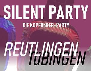 Silent Disco Reutlingen TÜbingen