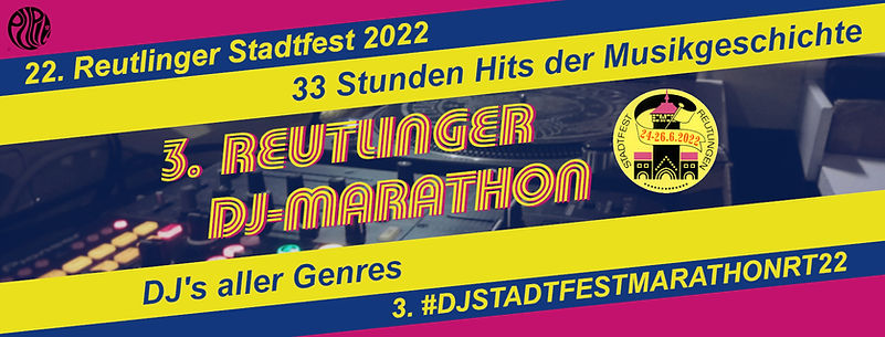 3.#DJStadtfestMarathonRT22