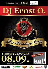 disco, DJ Dirndl, DJ Ernst O., Atemlos,