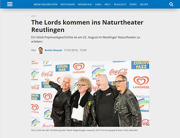THE LORDS, #pupil17djkult, #zeitreise19, Naturtheater Reutlingen, THE LORDS, Suzi quatro, #Pupil17djkult,