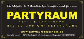 Partyraum Reutlingen, #Hausball19, #Haus