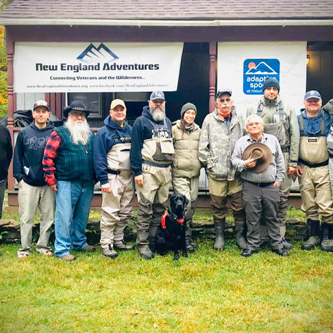 Fly fishing weekend @ Mt Snow!