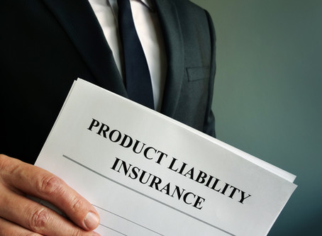 Do you need both public & product liability insurance?