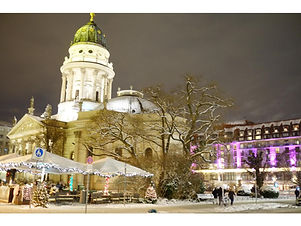 Berlin Under The Snow