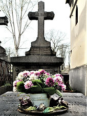Spring in Pere Lachaise