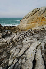 Rocks of Bretagne