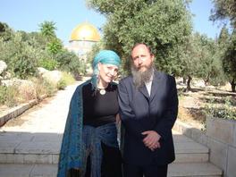 TempleMount Rabbi & Rabbanit