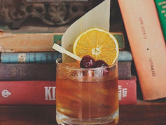 OLD FASHIONED ON THE BOOKS