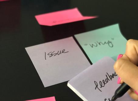 Balance in leadership style workshop
