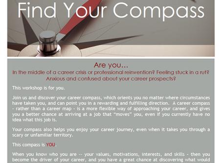Find Your Compass Workshop