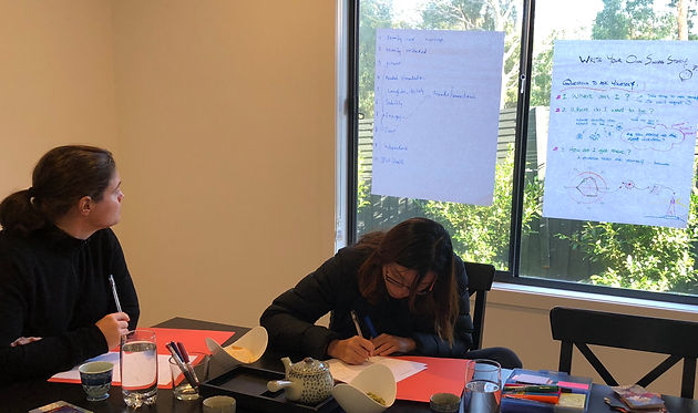 Write your own success story workshop - Day 1   LamSquare Consultant