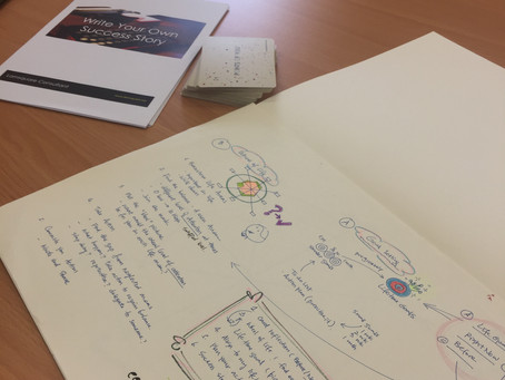 Write Your Own Success Story Workshop - Day 2