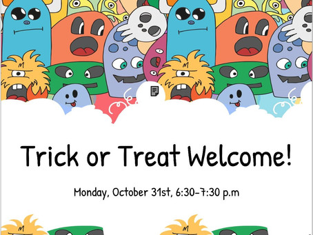 Tips - Learn from a trick-or-treat walk