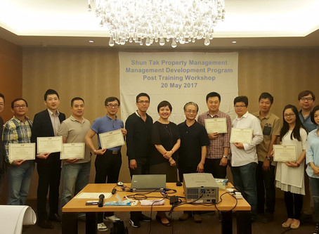 Management Development Program - Post Training Workshop