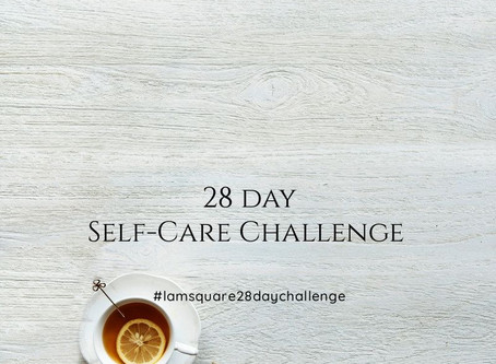 28 Day Challenge - self-care