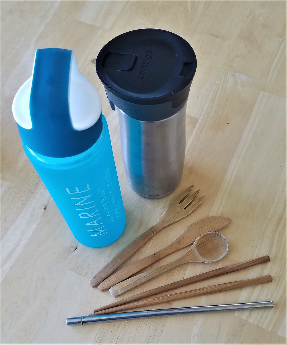 Reusable conference items