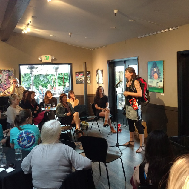 Fish Tales: A Storytelling Event