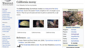 The Importance of Editing Wikipedia as a Scientist