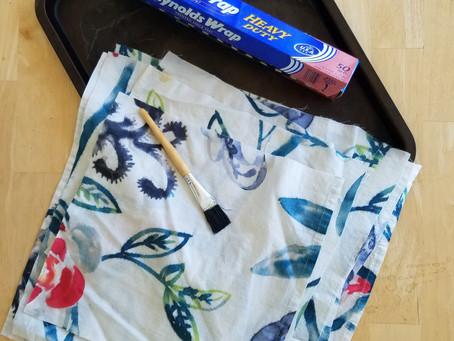 DIY: Beeswax food wraps