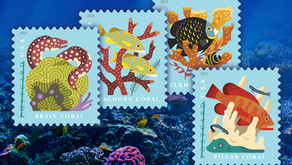A Stamp Species Story