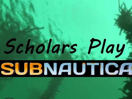 Computer Games + Marine Biology!