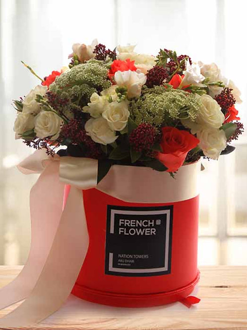 Red Toulouse - Bouquet