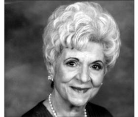 Photo of Evelyn V. Nickas, Restoration Fund Chair