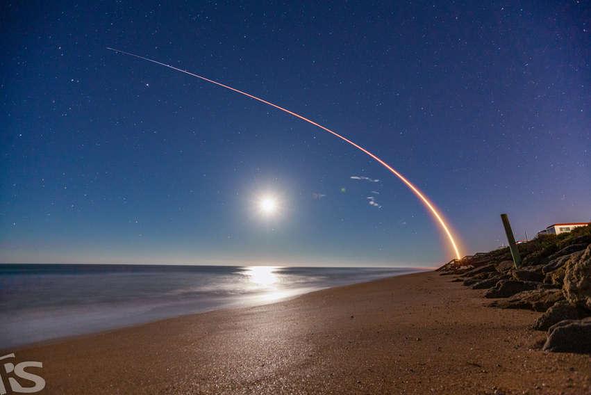 Space X Starlink L18