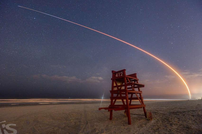 Space X Starlink L21
