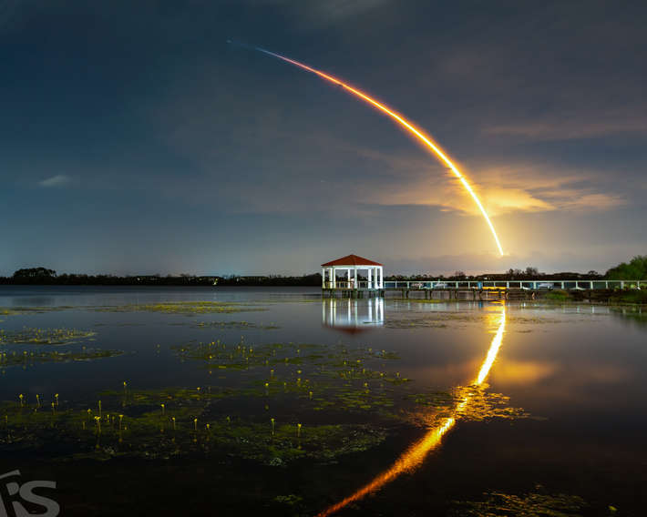 Space X Starlink L19