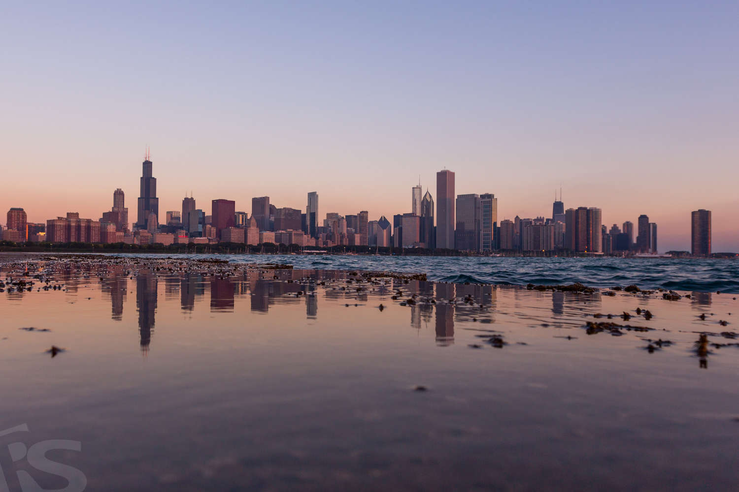 THE RISE OF CHICAGO