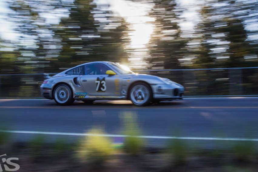 PORSCHE 911 GT3 PIKES PEAK