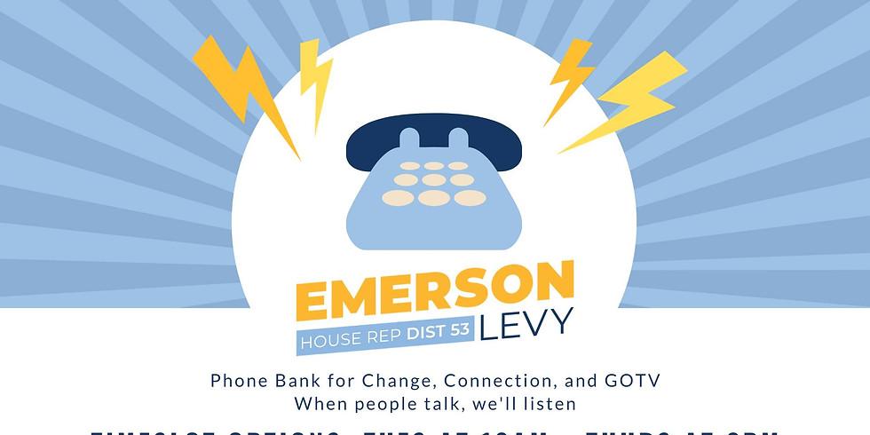 Emerson: Phone Bank