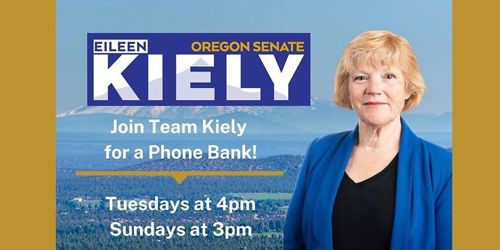 Tuesday Phone Bank For Eileen Kiely
