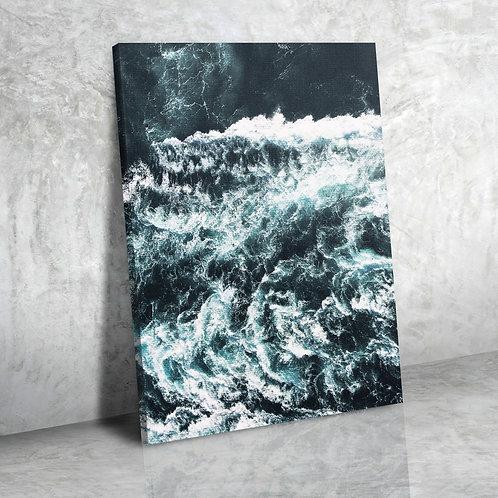Взгляд на волны