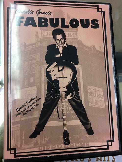Charlie Gracie: Fabulous DVD