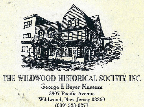 Family Membership to Wildwood Historical Society
