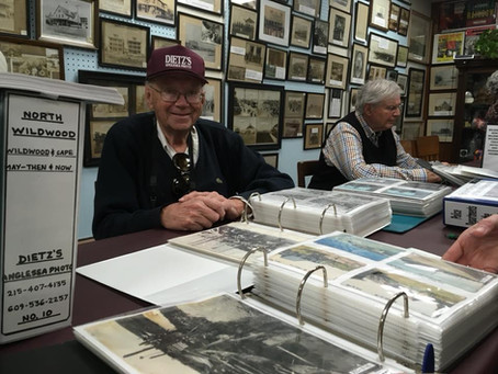 Wildwood Historical Society to hold open house