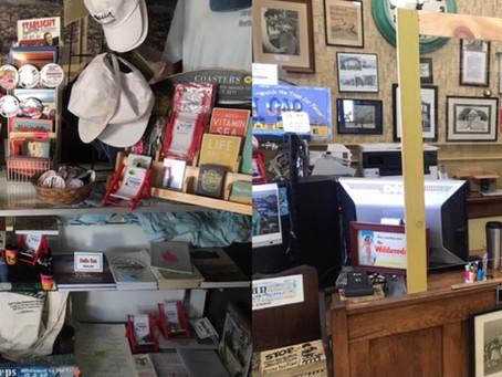 Museum gift shop reopens June 18, 2020!