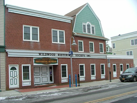 Wildwood Historical Society to reopen after closing for winter