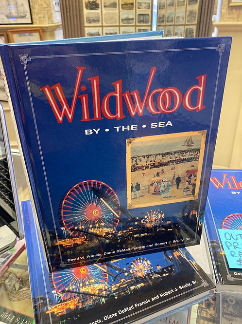 Wildwood by the sea by David W Francis, Diane DeMali Francis and Robert J Scully