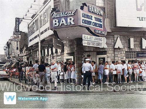Colorized Wildwood Photo Download